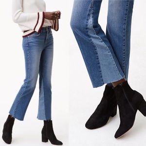 Loft • Vintage High Rise straight Leg Jeans